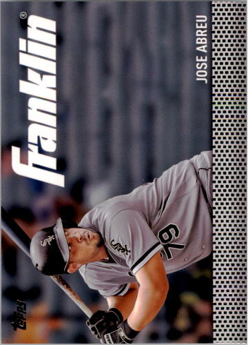 Photo of 2016 Topps Update Team Franklin #TF15 Jose Abreu