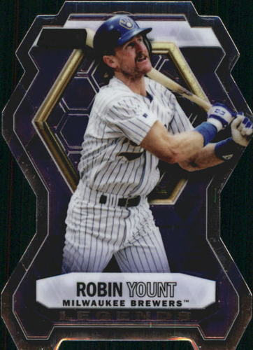 Photo of 2016 Stadium Club Legends Die Cut #LDC1 Robin Yount