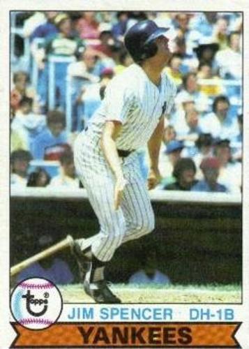 Photo of 1979 Topps #599 Jim Spencer