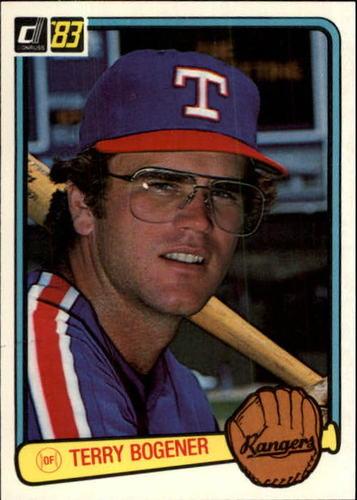 Photo of 1983 Donruss #520 Terry Bogener
