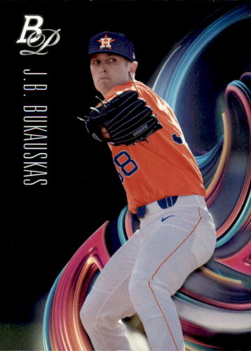 Photo of 2018 Bowman Platinum Top Prospects #TOP65 J.B. Bukauskas