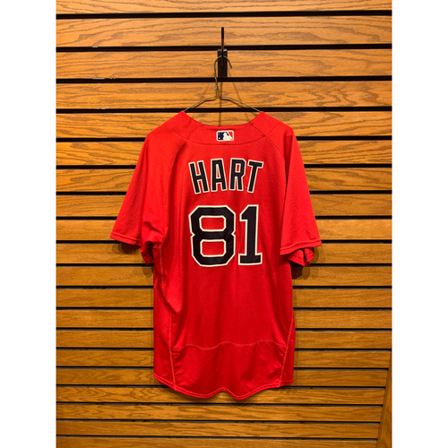 Photo of Kyle Hart Team Issued 2020 Nike Spring Training Jersey