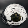 HOF - Multi Signed Authentic Eclipse Helmet Singed by Lynn Swann, Tony Dungy, Mel Blount, Bob Griese, Mel Renfro, and over 20 others