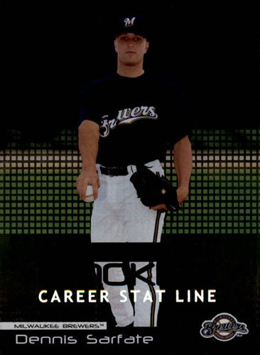 Photo of 2005 Donruss Rookies Stat Line Career #13 Dennis Sarfate/69