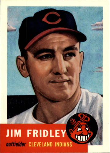 Photo of 1991 Topps Archives 1953 #187 Jim Fridley