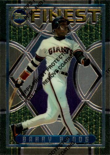 Photo of 1995 Finest #192 Barry Bonds