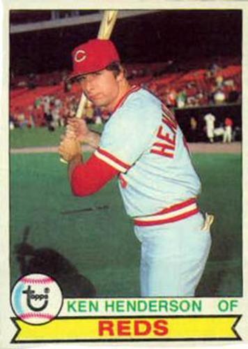 Photo of 1979 Topps #73 Ken Henderson