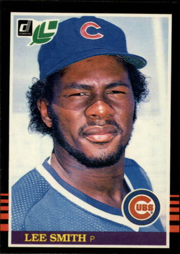 Photo of 1985 Leaf/Donruss #128 Lee Smith