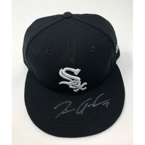 Photo of Tim Anderson Autographed Cap
