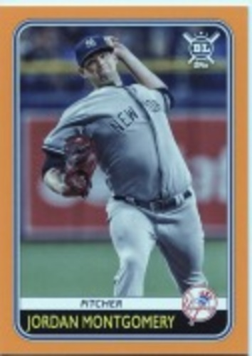 Photo of 2020 Topps Big League Orange #135 Jordan Montgomery