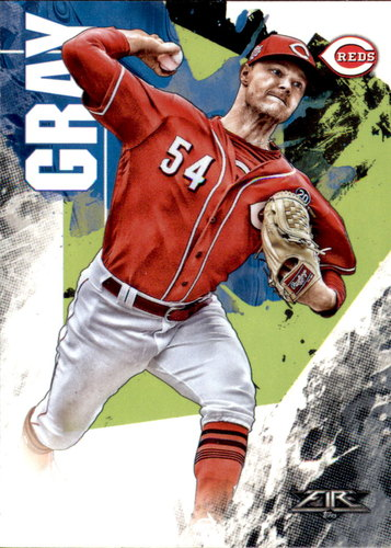 Photo of 2019 Topps Fire #161 Sonny Gray
