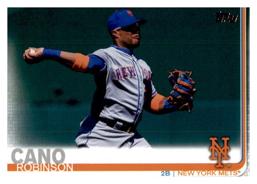 Photo of 2019 Topps Update #US107 Robinson Cano