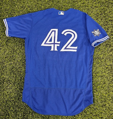 Photo of CHARITY AUCTION: Authenticated Team Issued #42 Jersey: Anthony Kay (2020 Season). Size 46.