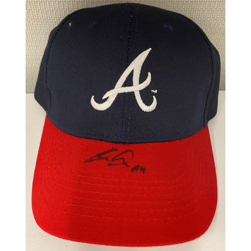 Photo of Luiz Gohara Autographed Hat