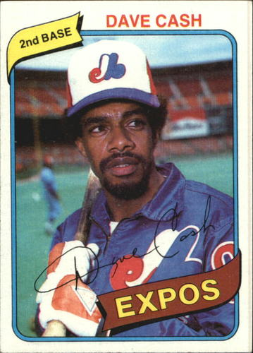 Photo of 1980 Topps #14 Dave Cash