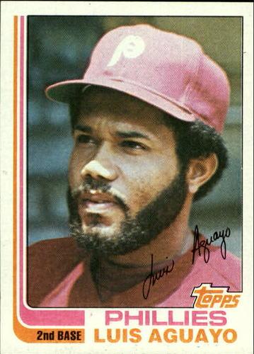 Photo of 1982 Topps #449 Luis Aguayo