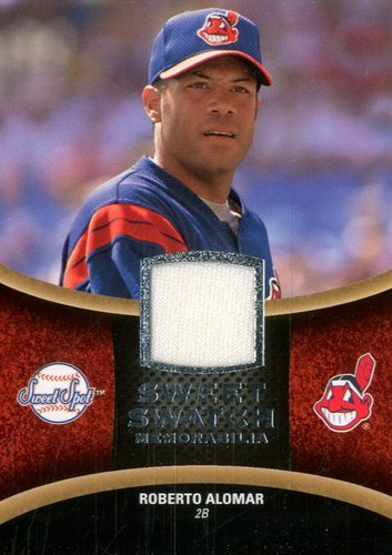 Photo of 2008 Sweet Spot Swatches #SRA Roberto Alomar