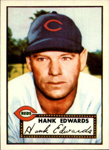 Photo of 1983 Topps 1952 Reprint #176 Hank Edwards