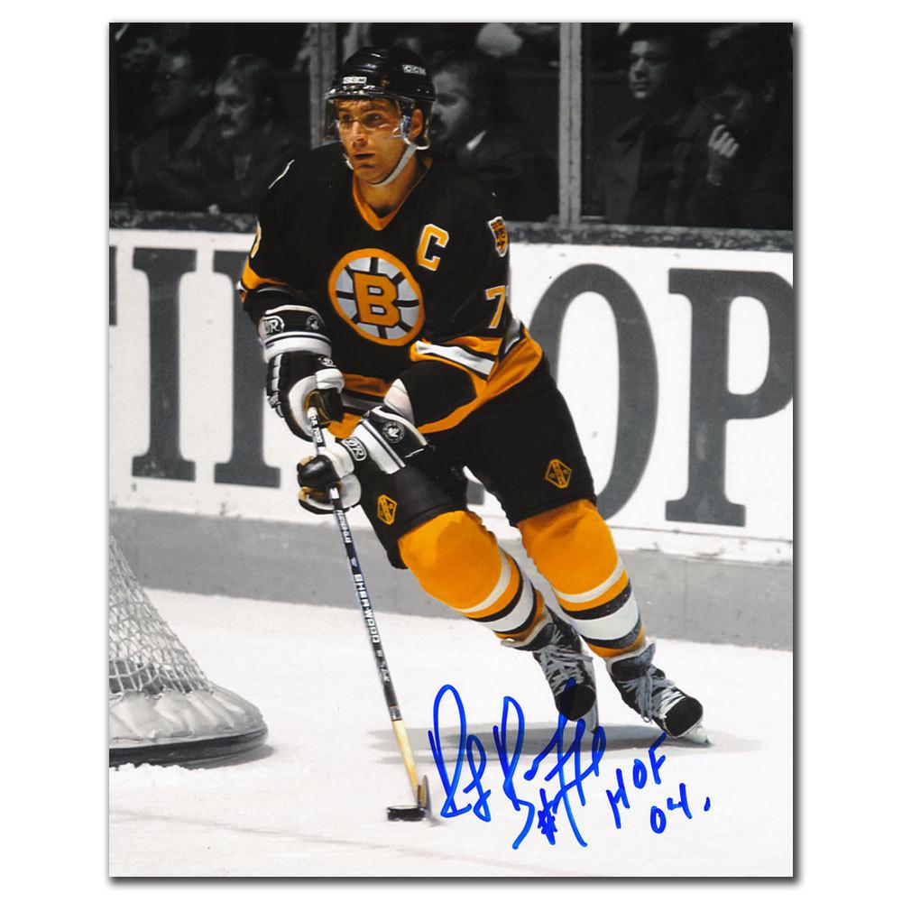Ray Bourque Boston Bruins HOF SPOTLIGHT Autographed 8x10