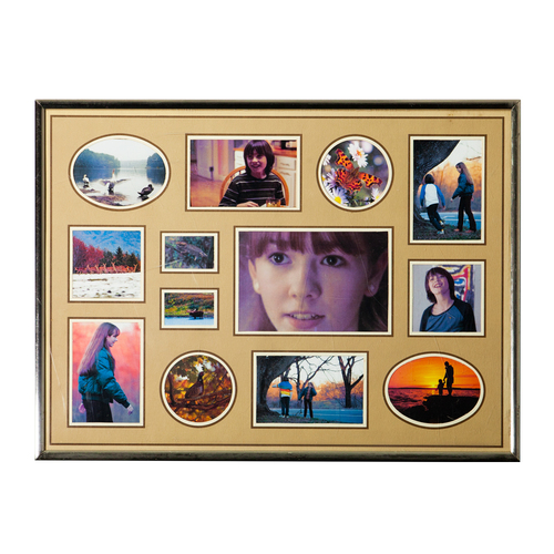Photo of Family Photos in Frame