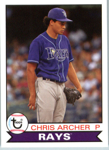 Photo of 2016 Topps Archives #124 Chris Archer