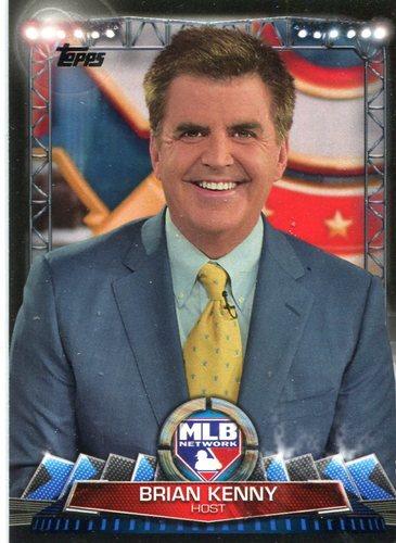 Photo of 2017 Topps MLB Network #MLBN14 Brian Kenny