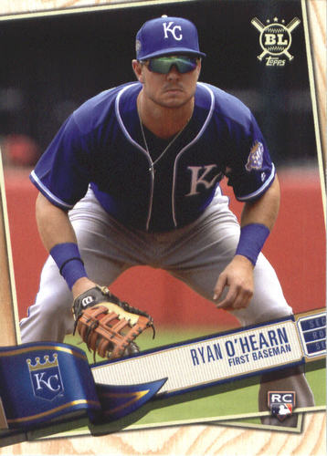 Photo of 2019 Topps Big League #145 Ryan O'Hearn RC