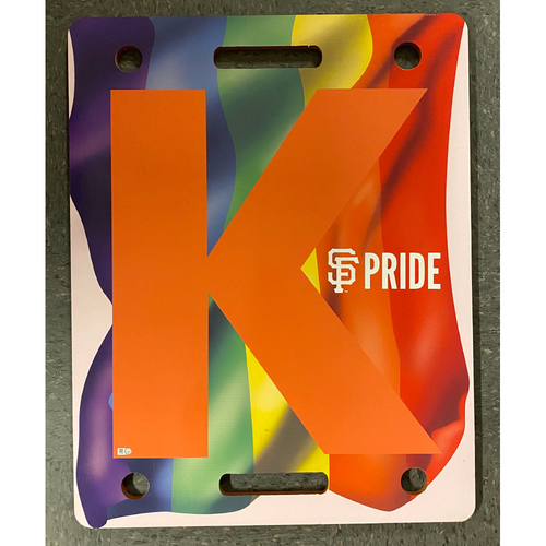 Photo of 2019 SF Pride K Board