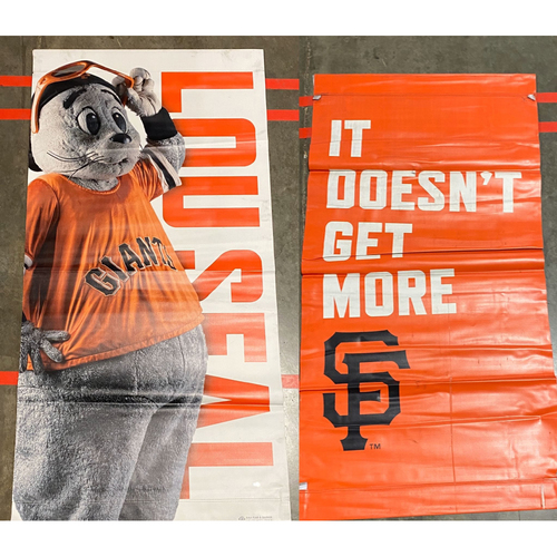 Photo of 2020 Cyber Monday Sale - 2019 Street Banner - Lou Seal