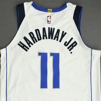 Tim Hardaway Jr. - Dallas Mavericks - Game-Worn Association Edition Jersey - Scored 21 Points - 2021 NBA Playoffs