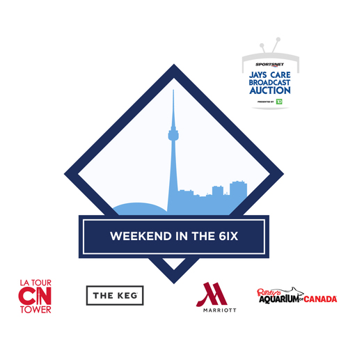 Photo of 2021 Broadcast Auction: Weekend in the 6ix Package One