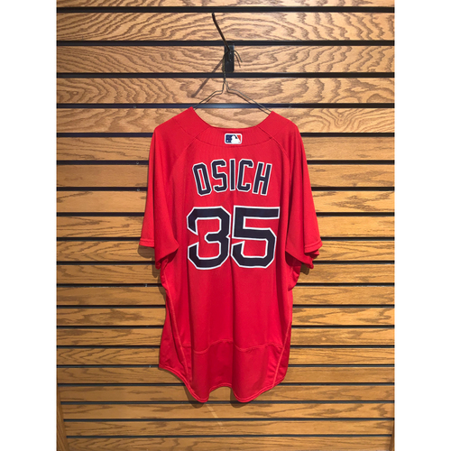 Photo of Josh Osich Team Issued 2020 Spring Training Jersey