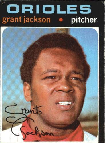 Photo of 1971 Topps #392 Grant Jackson
