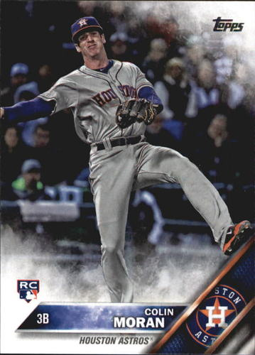 Photo of 2016 Topps Update #US220A Colin Moran RC