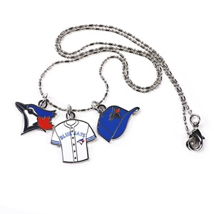 Toronto Blue Jays 3 Charm Necklace by PSG