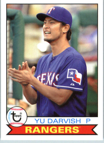 Photo of 2016 Topps Archives #126 Yu Darvish
