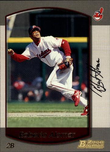Photo of 2000 Bowman #47 Roberto Alomar