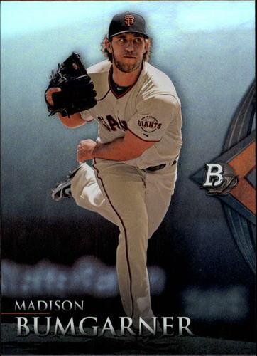 Photo of 2014 Bowman Platinum #41 Madison Bumgarner