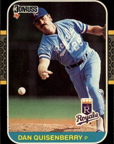 Photo of 1987 Donruss #177 Dan Quisenberry