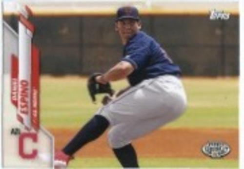 Photo of 2020 Topps Pro Debut #PD68 Daniel Espino