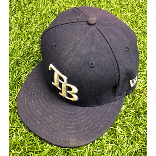 Team Issued TB Cap: Austin Meadows #17