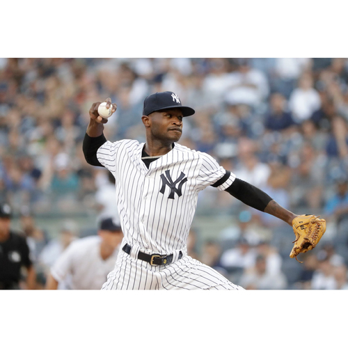 LOT #6: Memorable Moment: New York Yankees Starting Pitcher Domingo Germán Personalized Special Recorded Video Message