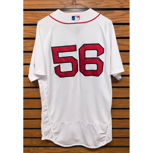 Photo of Joe Kelly Team Issued 2016 Home Jersey