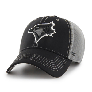 Toronto Blue Jays Return MVP Adjustable Cap Black by '47 Brand