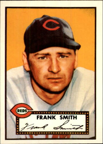 Photo of 1983 Topps 1952 Reprint #179 Frank Smith
