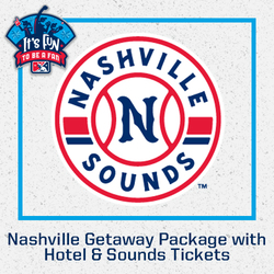 Photo of Nashville Getaway Package with Hotel & Sounds Tickets