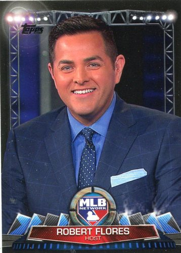 Photo of 2017 Topps MLB Network #MLBN20 Robert Flores