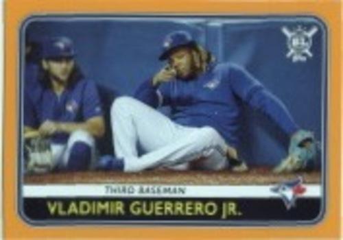 Photo of 2020 Topps Big League Orange #141 Vladimir Guerrero Jr.