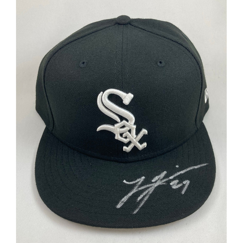 Photo of Lucas Giolito Autographed Cap - Size 7 1/2