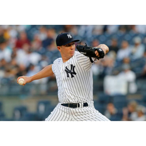 Photo of LOT #7: Memorable Moment: New York Yankees Reliever Chad Green Personalized Special Recorded Video Message